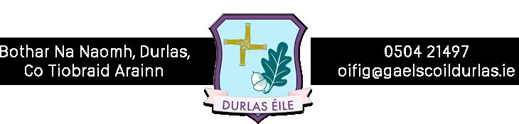 Gaelscoil Bhride Durlas Eile - Gaelscoil Thurles