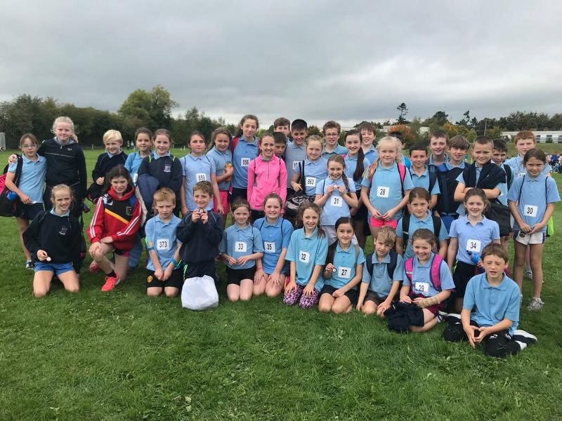 Tipperary Primary Schools Cross Country