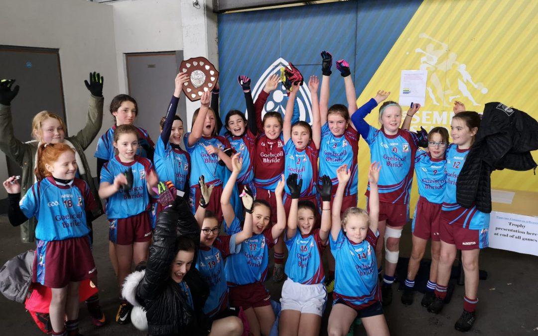 Curaithe an Chontae – County Football Champions