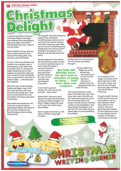 'Christmas Delight'