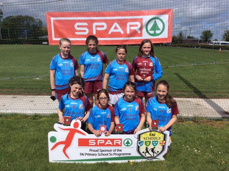 F.A.I.S. Spar Cup County Finals