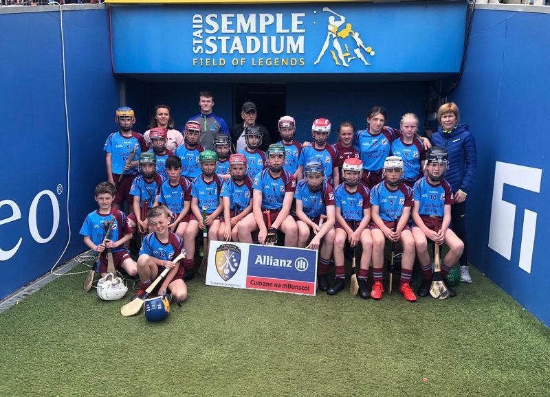 County Final Day in Semple Stadium