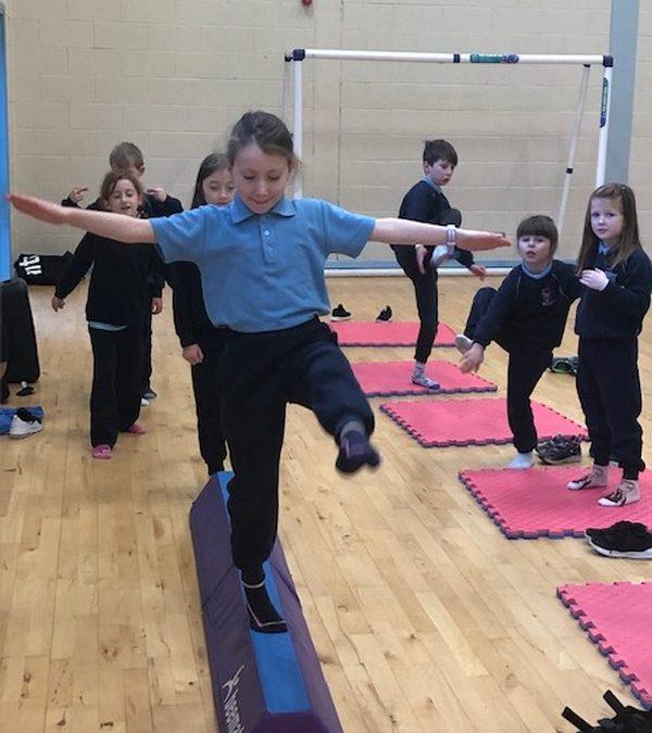 Gleacaíocht – Gymnastics