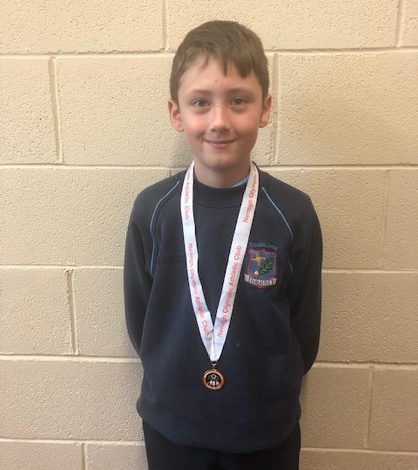 Gold for Gaelscoil Bhríde in Nenagh Schools Track and Field Event