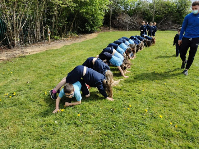 'Best Active School Award' – Best Active School in Ireland