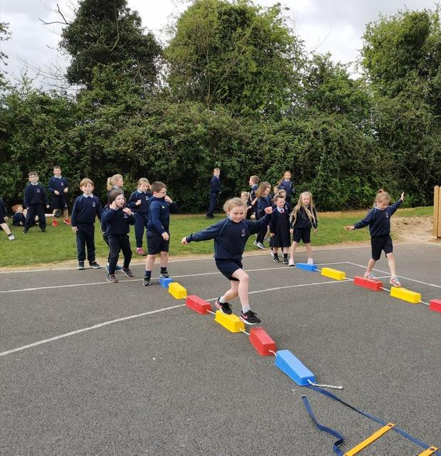 Seachtain Scoile Gníomhaí – Active School Week